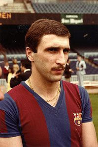 Hans Krankl A prolific striker, Krankl is regarded by many as the greatest… Fc Barcelona, Barcelona Players, Club, Football Players, All About Time, Coaching, Salzburg Austria, Number, Soccer