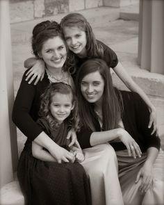 Sister Love Photo Shoots