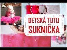 Ako ušiť tutu sukničku - YouTube Online Blog, Baby Girls, Lunch Box, Sewing, Youtube, Dressmaking, Couture, Sew, Bento Box