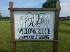Willow Ridge Winery in Shelbyville, IL