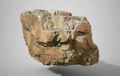 48 Best Rock Model images in 2017   3D Animation, Environment, Stone