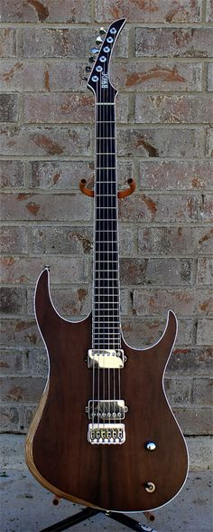 Black Water Guitars Djent Guitar, Guitar Picks, Cool Guitar, Guitar Photos, Banjos, Ex Machina, Guitar Building, Beautiful Guitars, Black Water