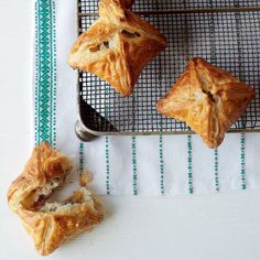 These posh sausage rolls are a failsafe canapé recipe. Make and freeze ahead for when required.