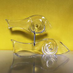 Mod Lucite Fish Sculpture, $128, now featured on Fab.