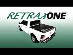 Retrax Dodge Ram RetraxOne Retractable Tonneau Cover - https://AutoTruckToys.com