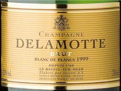 Delamotte Blanc de Blancs 1999