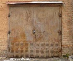 metal door - Google Search