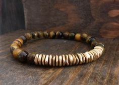 Energy Flow Reiki Charged Mala Bracelet  by ModernPhilosophy, $27.00
