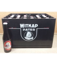 Witkap-Pater Stimulo full crate 24 x 33 cl