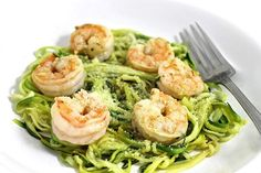 Quick and easy shrimp scampi, sautéed in a light and delicate, garlic butter sauce. It's so good! Plus, have you jumped on the bandwagon with zoodles? They are noodles made from zucchini instead of…