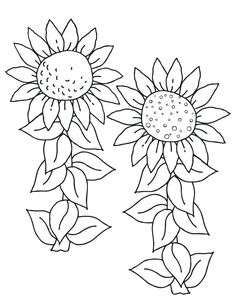 Free Printable Coloring Pages Flowers Beautiful Free Printable Sunflower Coloring Pages for Kids Sunflower Coloring Pages, Printable Flower Coloring Pages, Summer Coloring Pages, Butterfly Coloring Page, Easy Coloring Pages, Pattern Coloring Pages, Free Coloring Sheets, Coloring Pages For Girls, Cartoon Coloring Pages