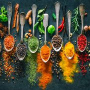 What is our food without the spices inside of them? The truth is that our food has no significant taste or a taste that we can pick up unless we have spices to give them that mouth-watering taste. Queso Cheddar, Top 10 Home Remedies, Nutrilite, Body Bars, Spices And Herbs, Mindful Eating, Saveur, Spice Things Up, Stuffed Peppers