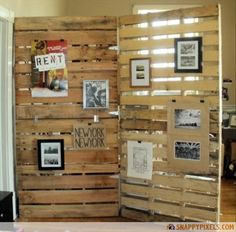 The Perfect Pallet Room Divider Pallet Wood Wall Pallet Room Divider is one of pictures of furniture ideas for your home or office. The resolution of Perfe Discover the gallery of the Perfect Pallet Room Divider Pallet Wood Wall Pallet Room Divider