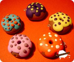 FIMO - donuts by ~buzhandmade on deviantART