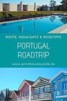 Routenbeispiel zum Nachfahren und Reisetipps für deinen Portugal-Roadtrip (Beitrag enthält Werbelinks) Beste Hotels, Roadtrip, Travel Tips, To Go, Adventure, World, Outdoor Decor, Highlights, Travel