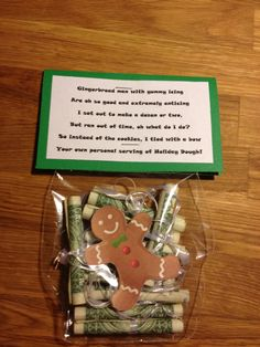 Fun and easy Christmas gift idea...