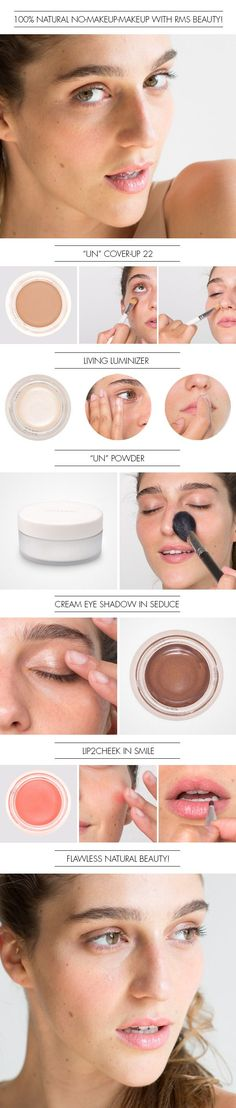 5 Minutes to a Natural, Flawless Face