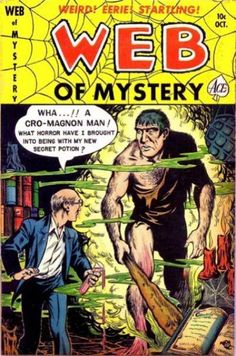 Web of Mystery (Volume) - Comic Vine