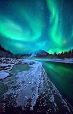 Ogilvie Mountains,Yukon Territory, Canada