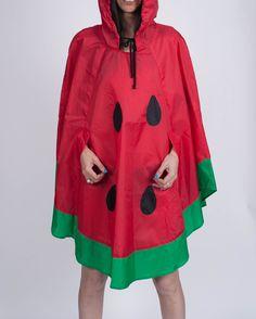 Watermelon Raincoat