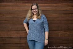 krötenkrempel: Verano-Bluse von Lillesol Woman - Probenähen