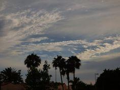 Instantes Fotográficos...Momentos Camara : #Nubes #Clouds Tarde Martes en #Maspalomas #GranCa...