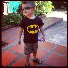 Una tarde con Batman