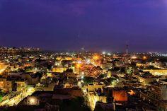 Jaisalmer City at Night.
