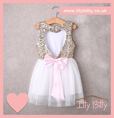 Baby Boutique Christmas Dresses