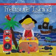 Treasure Island by Ysgol Pen-y-Bryn (Narrated by Brian Blessed) Book Creator, The Creator, Brian Blessed, Pirate Treasure Maps, Jim Hawkins, Pirate Adventure, Treasure Island, Retelling, Presents