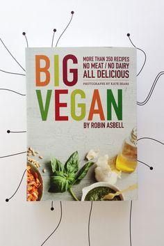 BIG VEGAN cookbook