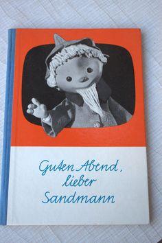 Buch Guten Abend, lieber Sandmann m. Liedern von Wood-Stock auf DaWanda.com