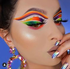 Tendencias 2020 Pretty Makeup, Makeup Looks, Carnival, Palette, Make Up, Tutorials, Instagram, Products, Dramatic Makeup