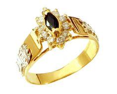 Anel de formatura bailarina em ouro 18k 750 com 10 diamantes de 1 ponto cada e 1 pedra preciosa  Peso: 3.5 gramas