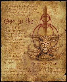 Ancient Gods: Fantasy Artwork by Joseph Vargo