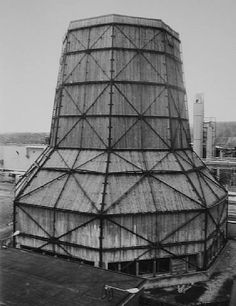 Cooling towers have come a long way! Implementing baffles and drift eliminators now limit the water losses attributed to mist being carried from the system.