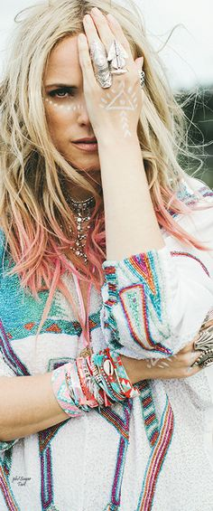 Boheme boho bohemian chic and accessories - tattoos, jewelry. For more follow www.pinterest.com/ninayay and stay positively #pinspired #pinspire @ninayay