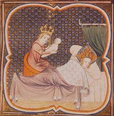 Naissance de Philippe Auguste - Philippe II Auguste — Wikipédia