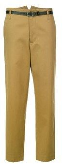 Golden Goose Deluxe Brand Women's Brown Cotton Pants.