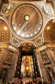 Michelangelo's Dome by ZenoWai09, via Flickr