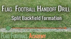 Youth Flag Football Drills