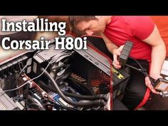 Corsair H80i: Installation - http://cpudomain.com/fans-cooling/corsair-h80i-installation/