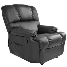 Shop the latest collection of Giantex Sofa Heating Set 8 Vibrating Modes, Ergonomic Full Body Leather Massage Chair Recliner Control Home, Living Room (Black) from the most popular stores - all in one place. Similar products are available. Leather Recliner Chair, Sofa Chair, Recliner Chairs, Recliners, Sofas, Armchair, Swivel Chair, Lounge Couch, Lounge Seating