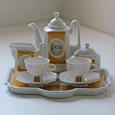 Tea Service For Two