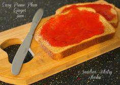 Sandra's Alaska Recipes: SANDRA'S EASY PRUNE PLUM GINGER JAM ~ [Click Image for Recipe...]