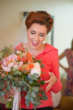 Beautiful inside out - Crestmore Manor Riverside CA Wedding. Beautiful Inside And Out, California Wedding, Fashion, Moda, Fashion Styles, Fashion Illustrations