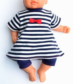 Puppen Kleidung  zB.f.my first Annabell Chou von agas-mode.de auf DaWanda.com
