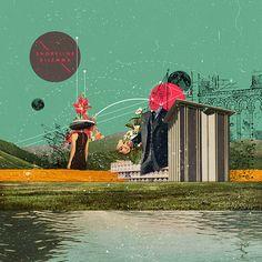 Album Art - Andrew McGranahan. Graphic Design. Collage.