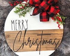 Merry Christmas Message, Christmas Signs Wood, Christmas Door, Rustic Christmas, Christmas Holidays, Christmas Decorations, Christmas Truck, Merry Christmas To All, Christmas Ornaments