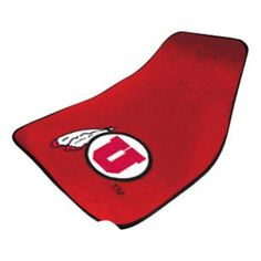 Fan Mats Utah Runnin Utes NCAA Car Floor Mats (2 Front) FAN-5488 by Fanmats. $34.99. Dimensions: 27L x 18W inches. High-quality nylon construction. Officially licensed NCAA team logos and colors. Features non-skid vinyl backing. Universal fit makes it ideal for cars, trucks, and SUV. Each Fan Mats product is produced in a 250;000 sq. ft. state-of-the art manufacturing facility. Only the highest quality; high luster yarn with 16 oz. face weight is used. These mats are chrom...